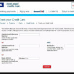 How to check HDFC Credit Card Status online