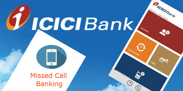 ICICI Bank Missed Call Balance Enquiry Number