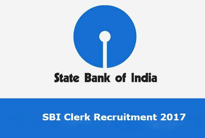 SBI Clerk Recruitment 2017-18 | SBI 2017 Job Notification | SBI Clerk Application Form