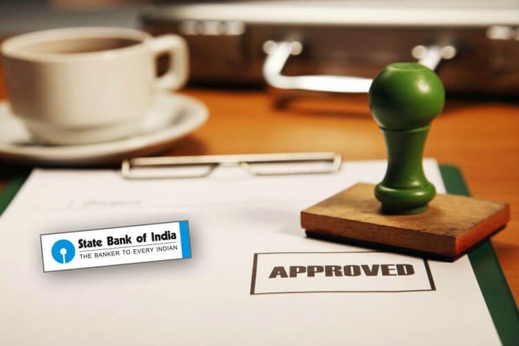 SBI Loan Application Status