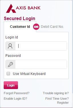 How to Check Axis Bank Account Balance Enquiry Online