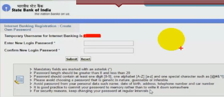 how to activate internt banking in sbi