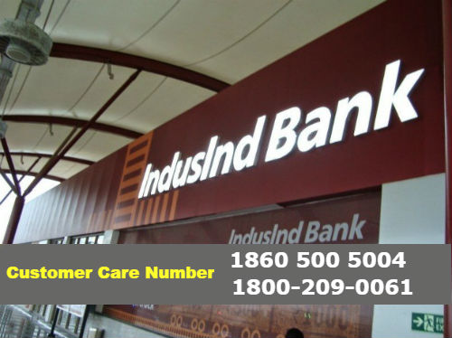 IndusInd Bank Customer Care Number: 24×7 – Email ID & Toll Free Helpline Numbers