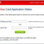Track Kotak Credit Card Status