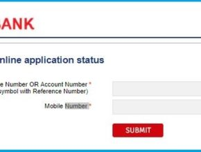 Track RBL Credit Card Application Status Online